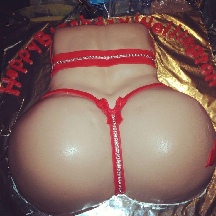 Butt Cake 95