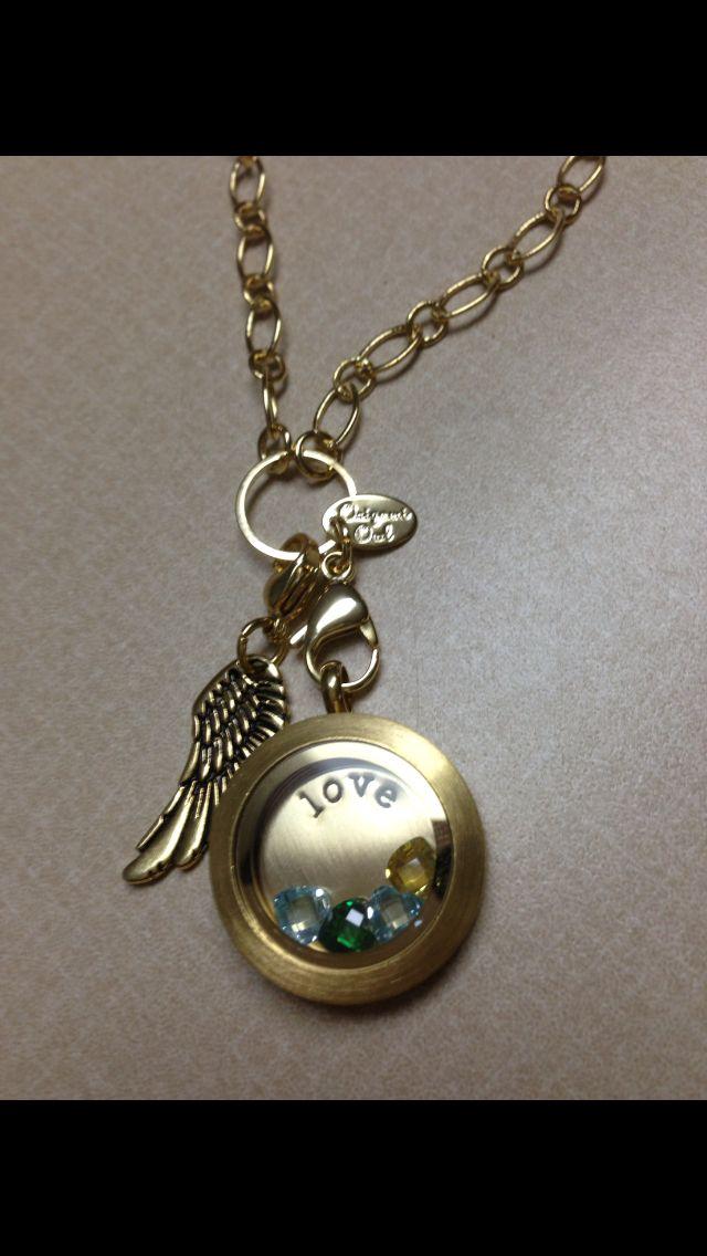 my origami owl necklace origami owl jewelry ideas