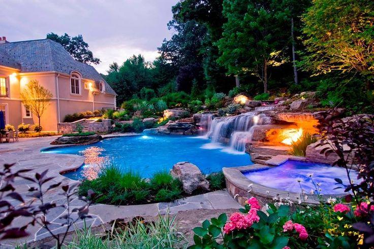 Beautiful Backyards Without Pools : beautiful backyards
