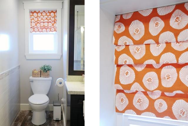 Hang Window Treatments: