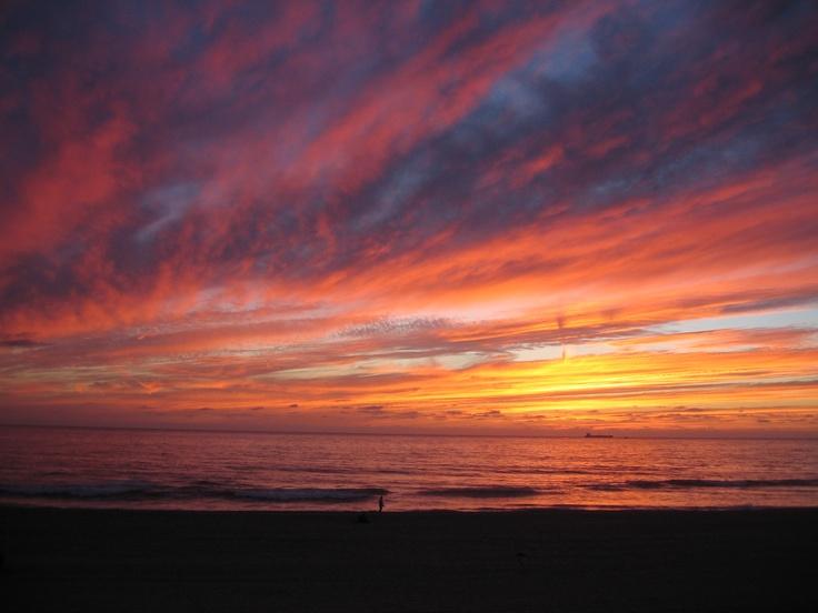 Rosartio Beach Sunset | Pretty Pictures | Pinterest