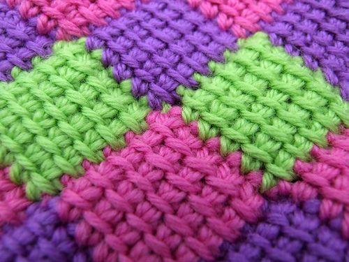 Interesting crochet stitch on ravelry Crochet Pinterest