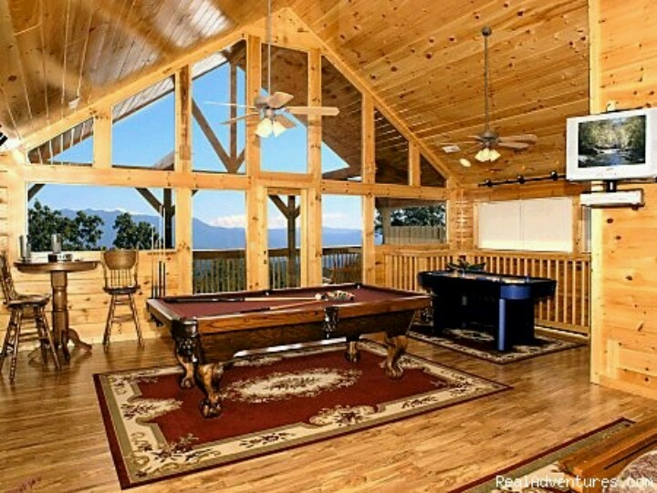 Games Room Ranch House Pinterest