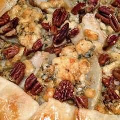 Gorgonzola, and Caramelized Onion Galette - yummy app idea -caramelize ...