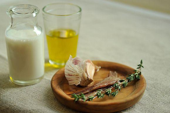 Buttermilk Bagna Cauda | Recipe