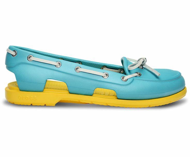 Women s Beach Line Boat Shoe || Crocs Official Site Big improvement