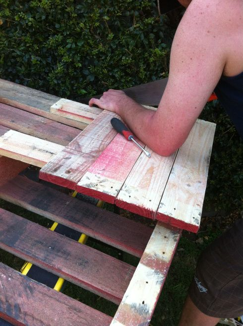 How to make a sign out of a pallet things to make for Making things out of pallets