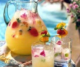 pineapple cooler | Drinks | Pinterest