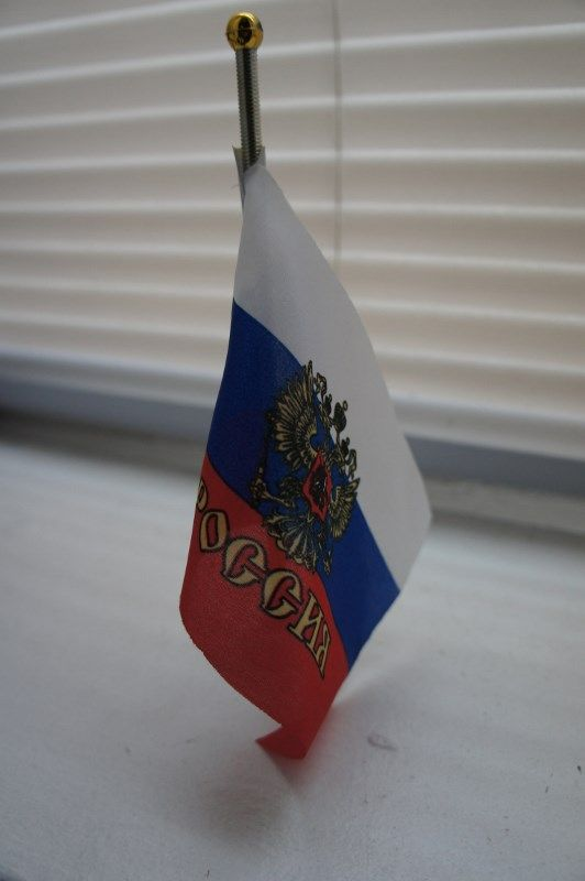 russian flag today