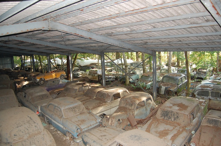 Pin by Patrick Yell on salvage yards | Pinterest
