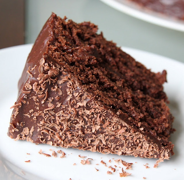 Double Layer Chocolate Cake | Cakes | Pinterest
