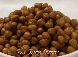 Roasted Garbanzo Beans...Crunchy, Healthy, Delicious Snack! I'm Hooked ...