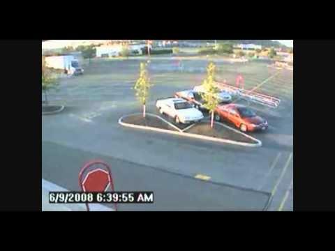 X 15 Crash Semi Truck Crashes Into Employees Cars | Adam | Pinterest