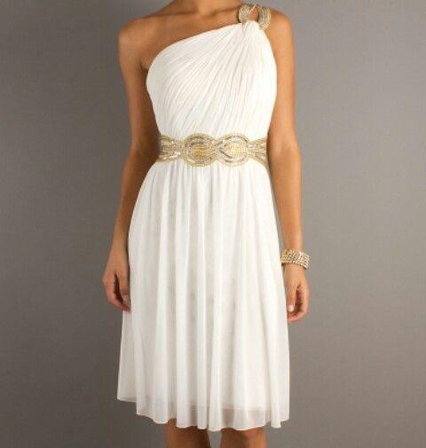 Toga style dress future future future pinterest for Toga style wedding dress