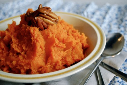 Maple whipped sweet potatoes | Vegetarian Dishes for Entertaining | P ...