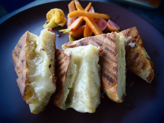 Hog Island Grilled Cheese Recipe — Dishmaps