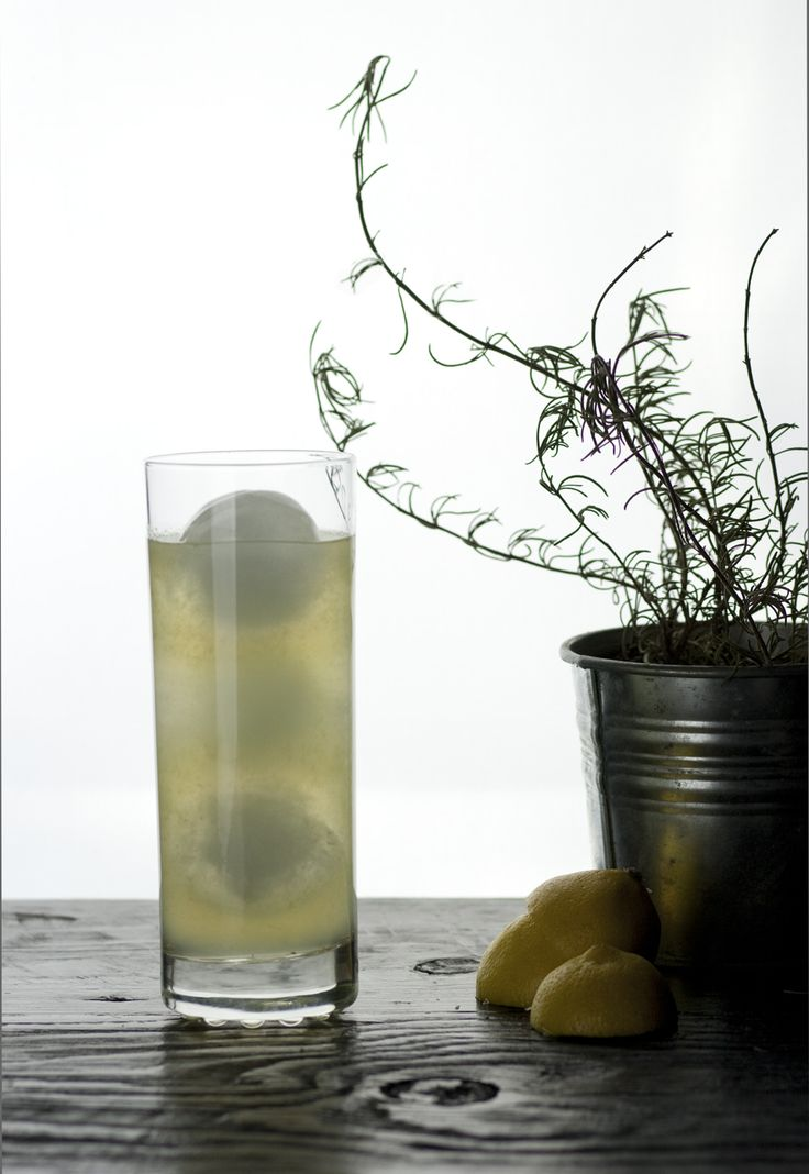 rosemary lemon gin fizz | mylittlesaturday