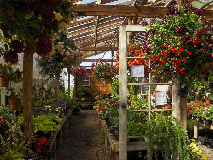 Garden center oregon outdoor exhibit display ideas for Garden center designs