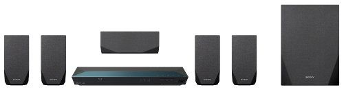Sony BDVE2100 800W 5.1 3D Blu-ray Home Cinema System - http://www.cheaptohome.co.uk/sony-bdve2100-800w-5-1-3d-blu-ray-home-cinema-system/