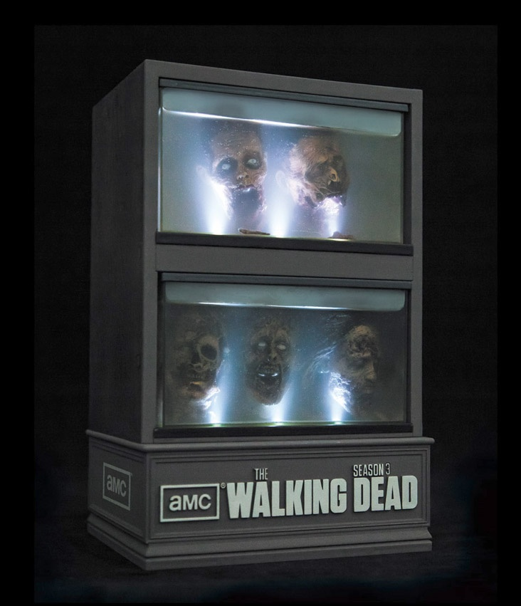 Lundby Kok Special Edition : The Walking Dead Season 3 on BluRay Limited Edition Boxed Set