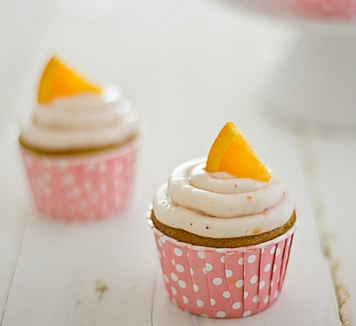 Strawberry Mimosa Cupcakes | Cupcakes | Pinterest