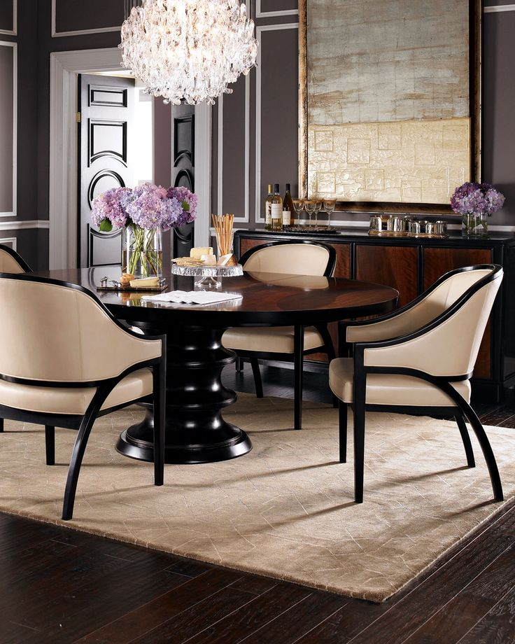 bernhardt stella dining furniture beautiful spaces pinterest