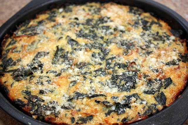 Quinoa and Kale Crustless Quiche by J.W. Hamner, via Flickr