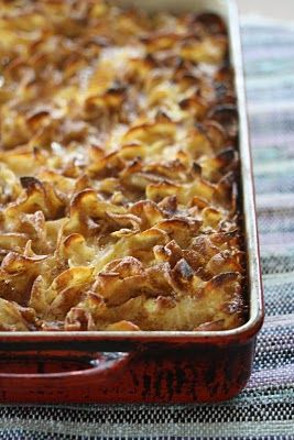 Noodle Kugel, High Holiday VIP