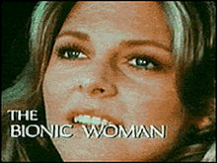 The Bionic Woman | MY FAVORITE TV SHOW'S GROWING UP ...