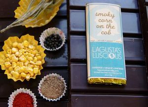 Smoky Corn on the Cob chocolate bar | Culinary Extraordinaries. | Pin ...