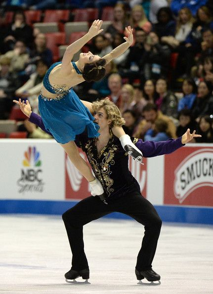 Meryl Davis and Charlie White...Ice Dancing Pair Gold!!  Making History In Sochi As The 1st American Pair To Score The Top Honor!!  (Gotta Love Their Best Friend Moms, Too!!)!!