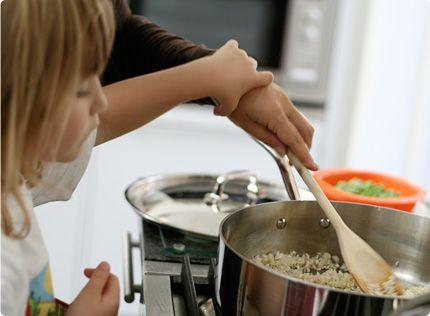 Mi bebe en la cocina! #misexperienciaspfister