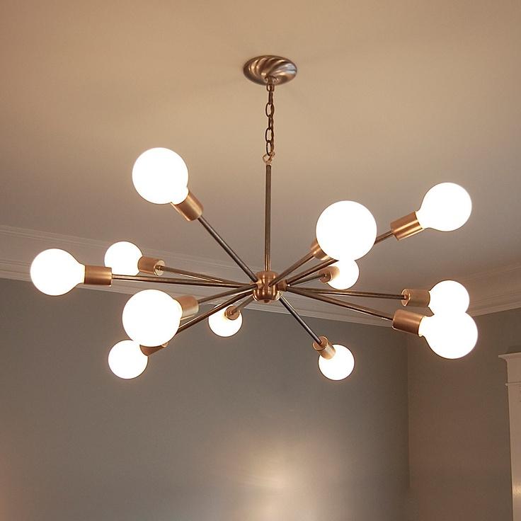 Sputnik chandelier for Sputnik chandelier