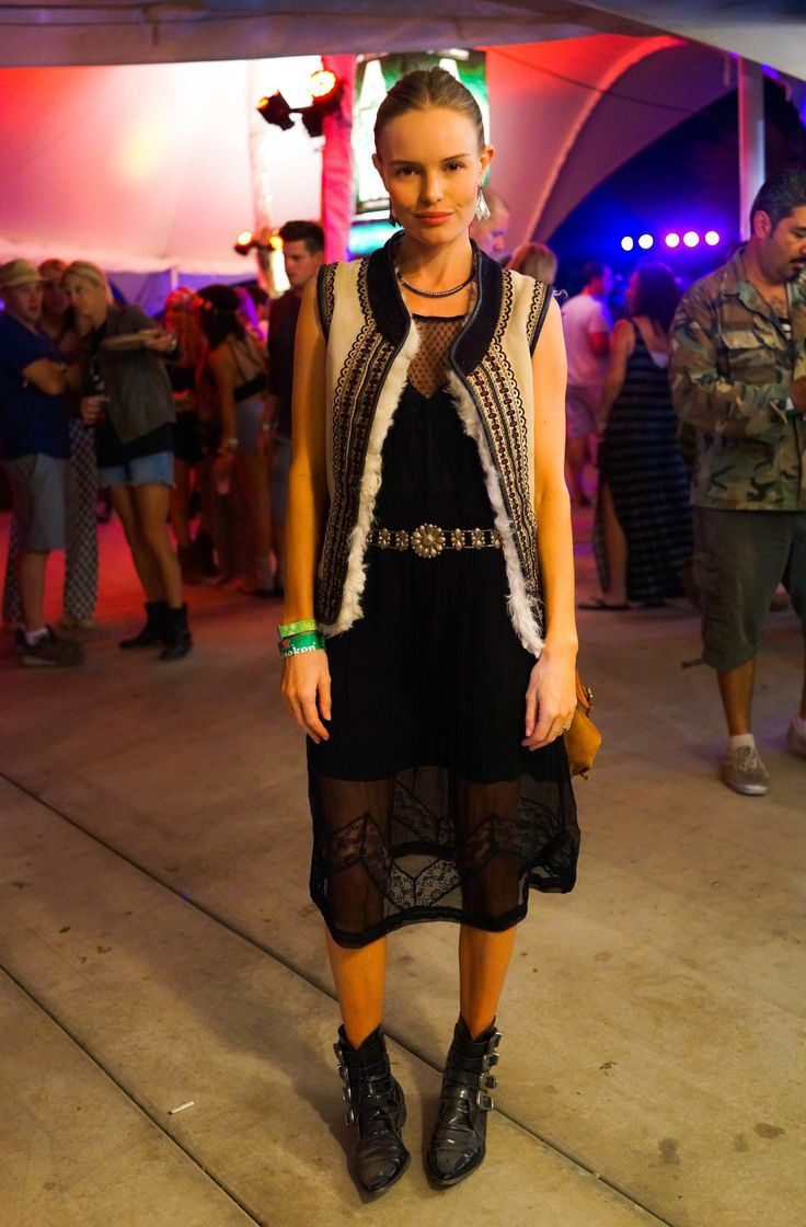 The best of celebrity festival fashion