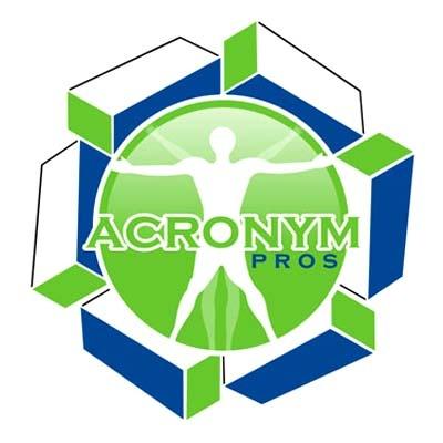 ACRONYM Pros logo design | Logo Design | Pinterest