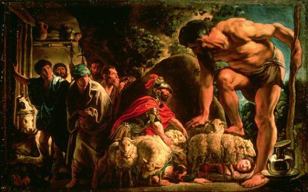 Odysseus by Jacob Jordaens