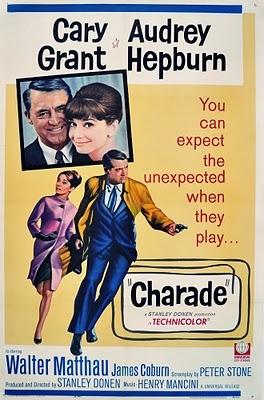 Charade = Audrey + Cary