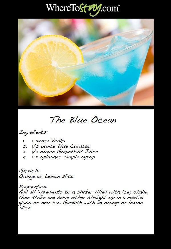 The Blue #Ocean! Now doesn't that look #refreshing!? Resembles the beautiful blue waters of the #Caribbean #sea!