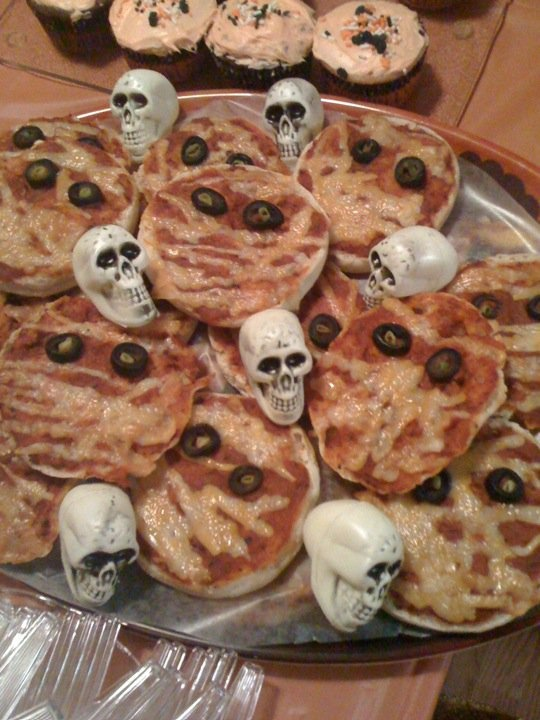 Pizza mummies | Favorite Recipes | Pinterest