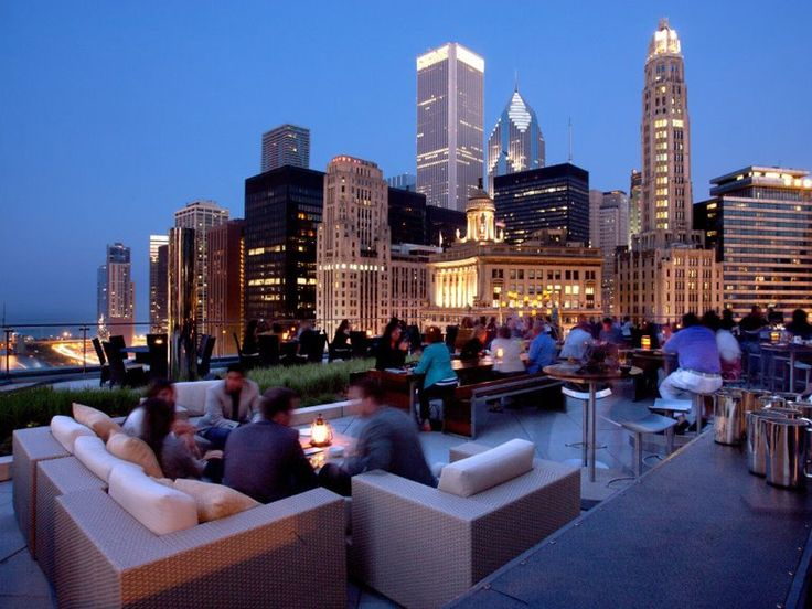 The 10 most anticipated startups in chicago for Top of the terrace restaurant