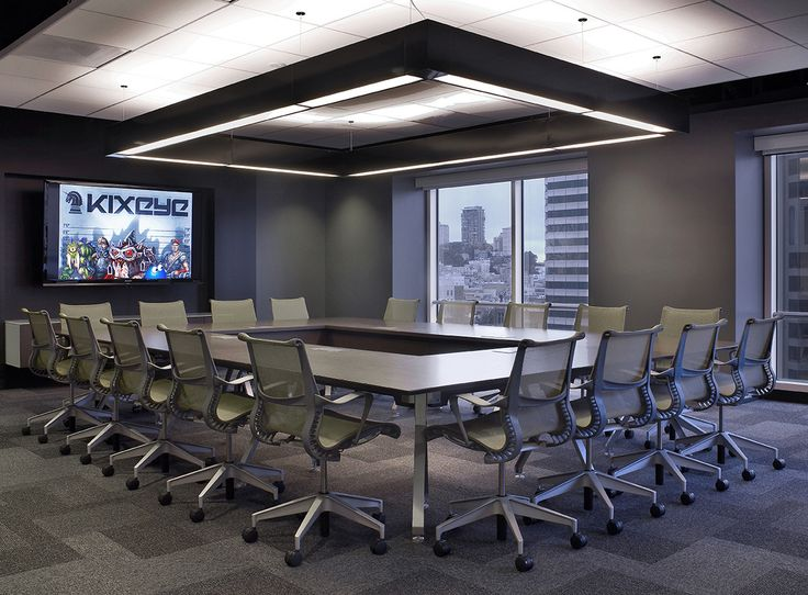 Cool conference room law office design pinterest for Cool office rooms