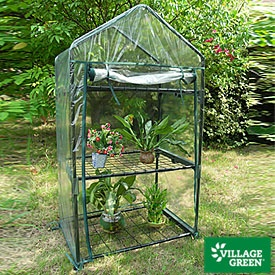 Smaller big lots greenhouse 15 products i love pinterest for Walk in greenhouse big lots