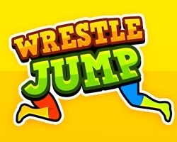 Wrestle Jump - one button, 2 player | local multiplayer ...
