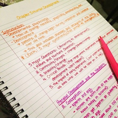 tips for writing college papers