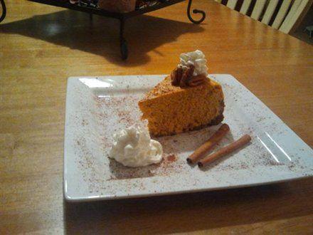 Spiced Pumpkin Cheesecake Recipe - Kraft Recipes