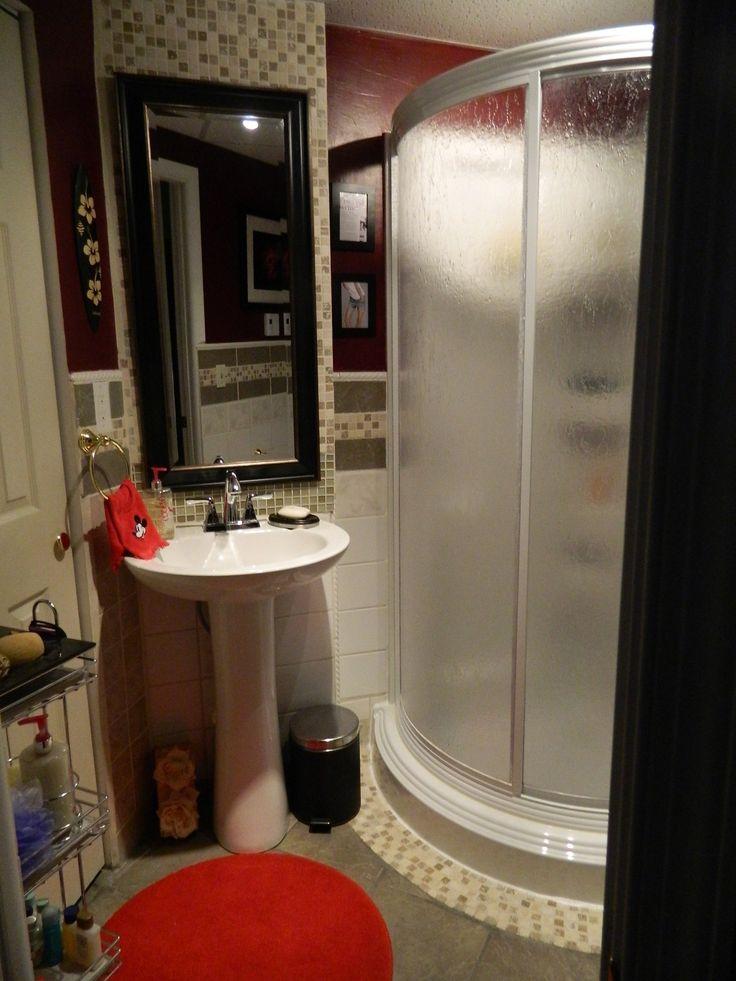 basement bathroom ideas theatre theme basement bath pinterest