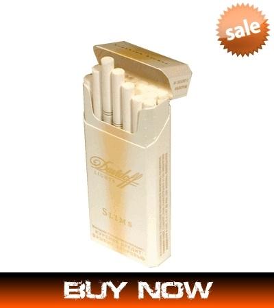 New York classic cigarettes Craven A white