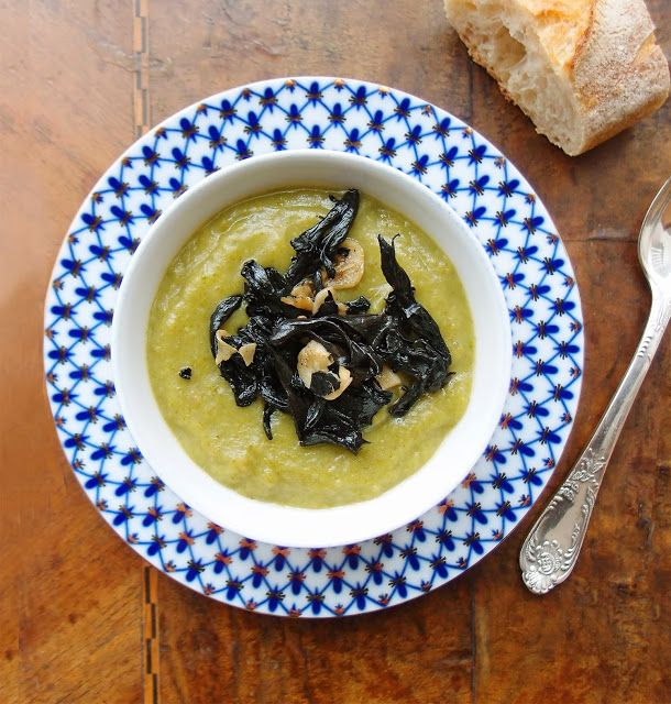 Watercress and Potato Soup | Soups Soups and More Soups | Pinterest