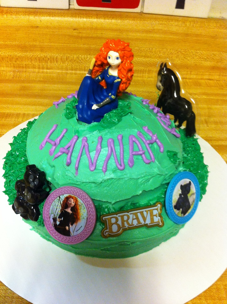 brave inspired cupcakes | just b.CAUSE