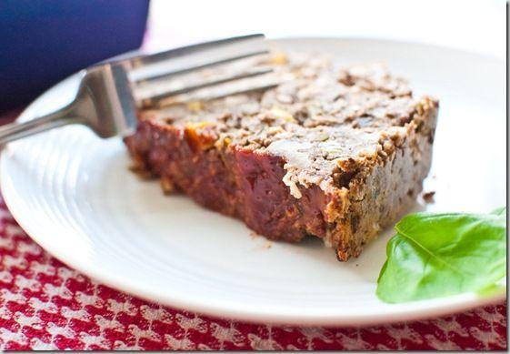 Glazed Lentil Walnut Apple Loaf, Revisited Recipes — Dishmaps